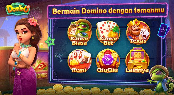 Higgs Domino Island Gaple Qiuqiu Online Poker Game